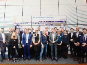 Vakgroep Public Affairs bij de EC